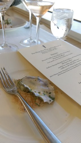 Jason McLeod, Baja Shrimp & Smoked Oyster
