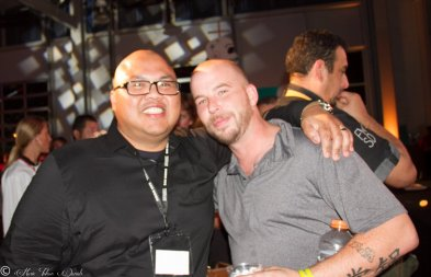 Chefs Evan Cruz & Daniel Barron