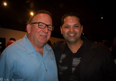 Tommy Gomes of Catalina Offshore, Hector Casanova