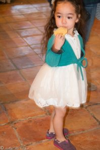 Even the little ones love Finca La Divina