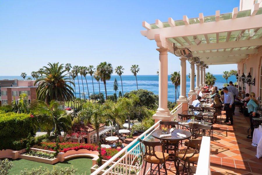 La Valencia Hotel, San Diego Hotels, Luxury hotels