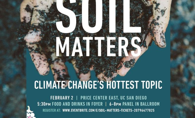 Soil Matters, Free Community Event by Berry Good Food Foundation