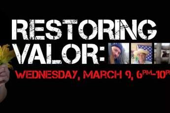 RestoringValor, Claudia Sandoval, Chef Dinner, March 9th, Barrio Logan
