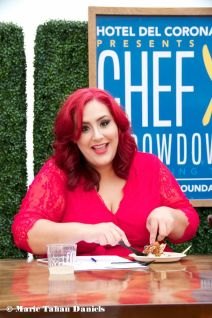 Judge & MasterChef Winner, Claudia Sandoval