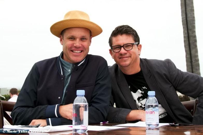 Judges Brian Malarkey & Troy Johnson