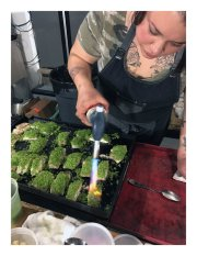 marijuana dinner, closed door supper club, san diego, cannabis, rose peyron