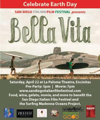 Celebrate Earth Day with the Italian Film Festival!
