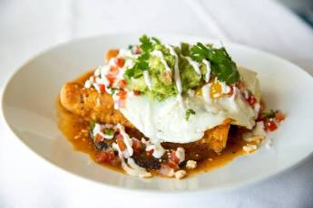 JRDN, Chilaquiles, Pacific Beach, Fine dining, brunch