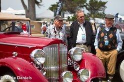 La Jolla Concours d'Elegance, Classic Car Show, La Jolla, California, San Diego