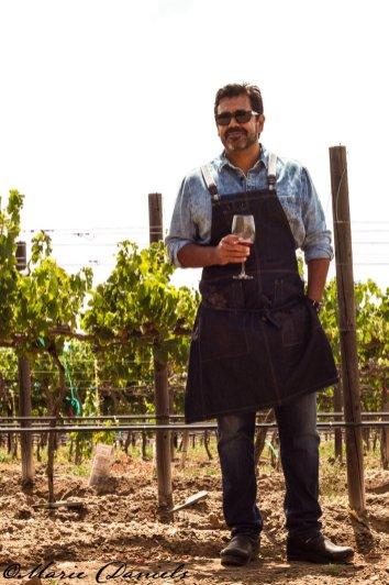 Javier Plascencia, finca altozano, the soul of baja, cookbook, valle de guadalupe
