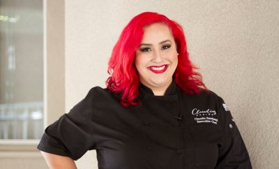 MasterChef Winner, Chef Claudia Sandoval, Claudia's Cocina, Baja, San Diego