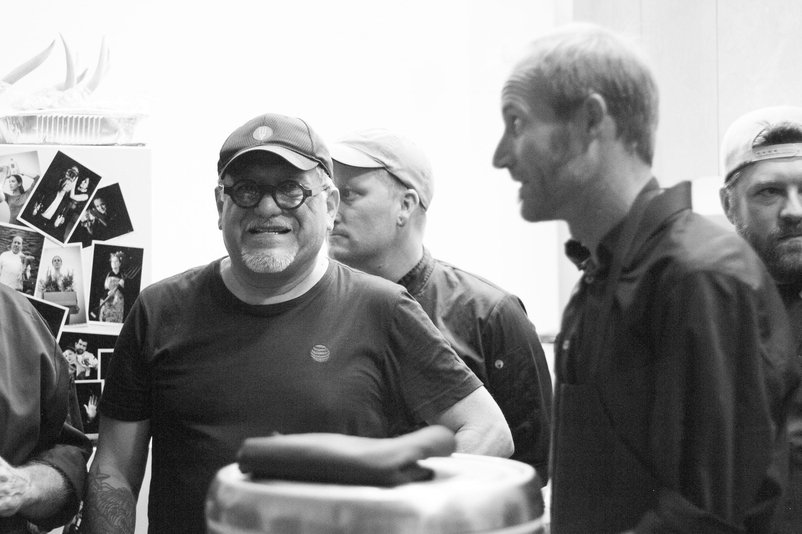 the Kitchen Project, Josue Castro