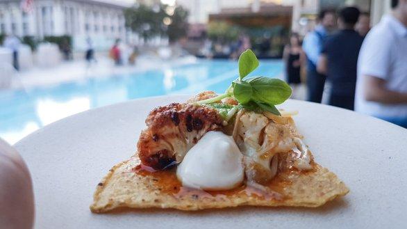 Westgate Hotel Borderless Dining