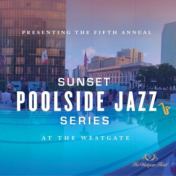 Sunset Poolside Jazz Series