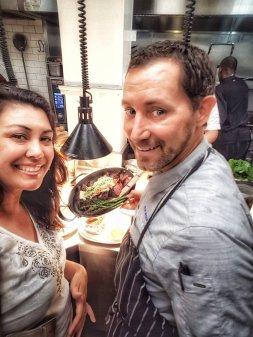 Marie Daniels, Chef Tim Kolanko, Coronado, travel