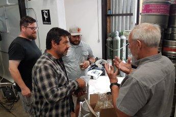 Carft Beer, Chef Javier Plascencia, Bill Warnke, Bitter Brothers Brewing, Cerveceria Transpeninsular, Martinez