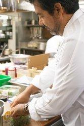 Chef Javier Plscencia