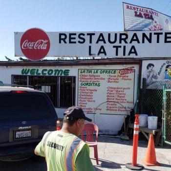 Gorditas La Tia, Casual Dining in Rosarito