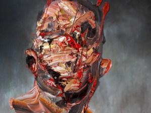 Pintura: Antony Micallef.