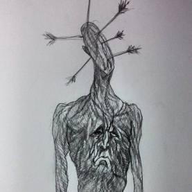 Ilustração de Susano Correia para livros de autoajuda.