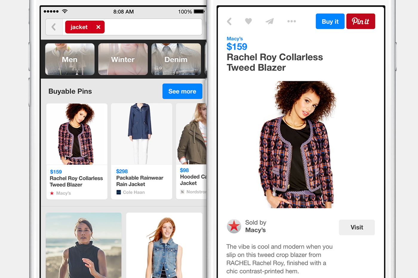Buyable Pins: How To Leverage Pinterest's Shoppable Photos