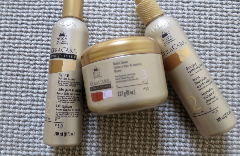 Kercare Natural Textures hair products