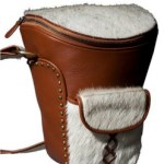 Chic Leather Camera Bag Explorer By 1701  $250