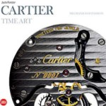 Cartier Book Time Art – Mechanics Of Passion  $80