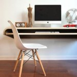 Float Wall Desk By Dario Antonioni  $699