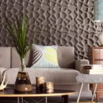 Textured Wall Flats – Lightweight & Dimensional Tiles. $86