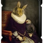IBRIDE Tray The Rabbit's Palace  $192 – FREE US SHIPPING