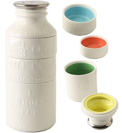 Unique Kitchen Utensils Chic Measuring Cups