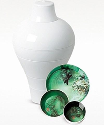 IBRIDE Ming Vase Stackable Bowls Modern Dining Set. FREE ...
