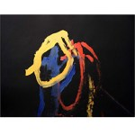 Purchase Authentic Asian Elephant Trunk Painting $270