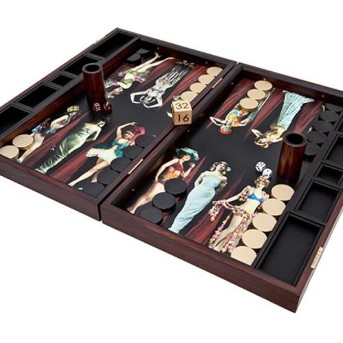 Alexandra Llewellyn Unique Luxury Backgammon Sets