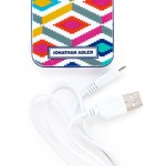 Jonathan Adler Chic Iphone Battery Pack Charger $28 FREE WORLDWIDE SHIPPING