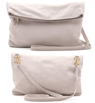 Gorjana Griffin Reviews Chic Nude Colored Bag