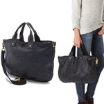 Minimal Clare Vivier Leather Messenger Bag