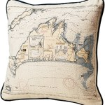 Travel Themed Gifts Custom Made Decorative Pillows