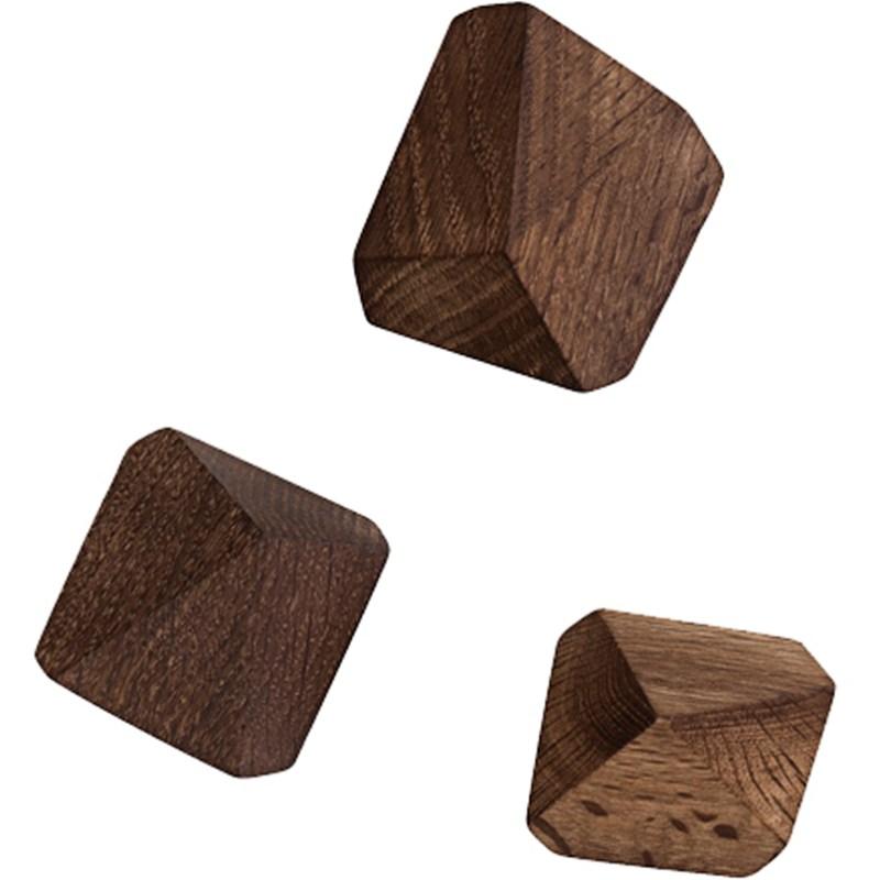Decorative Wooden Wall Hooks