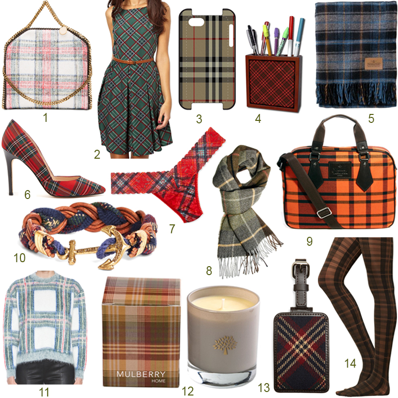 The Best Tartan Plaid Patterns This Season