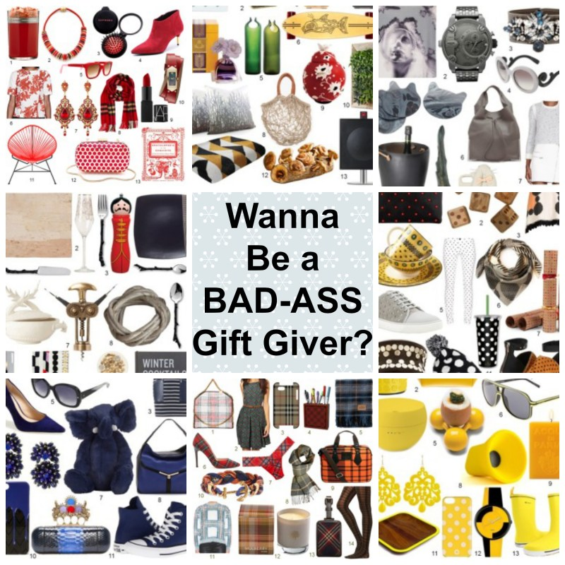 100 Gift Ideas For EVERYONE On Your List