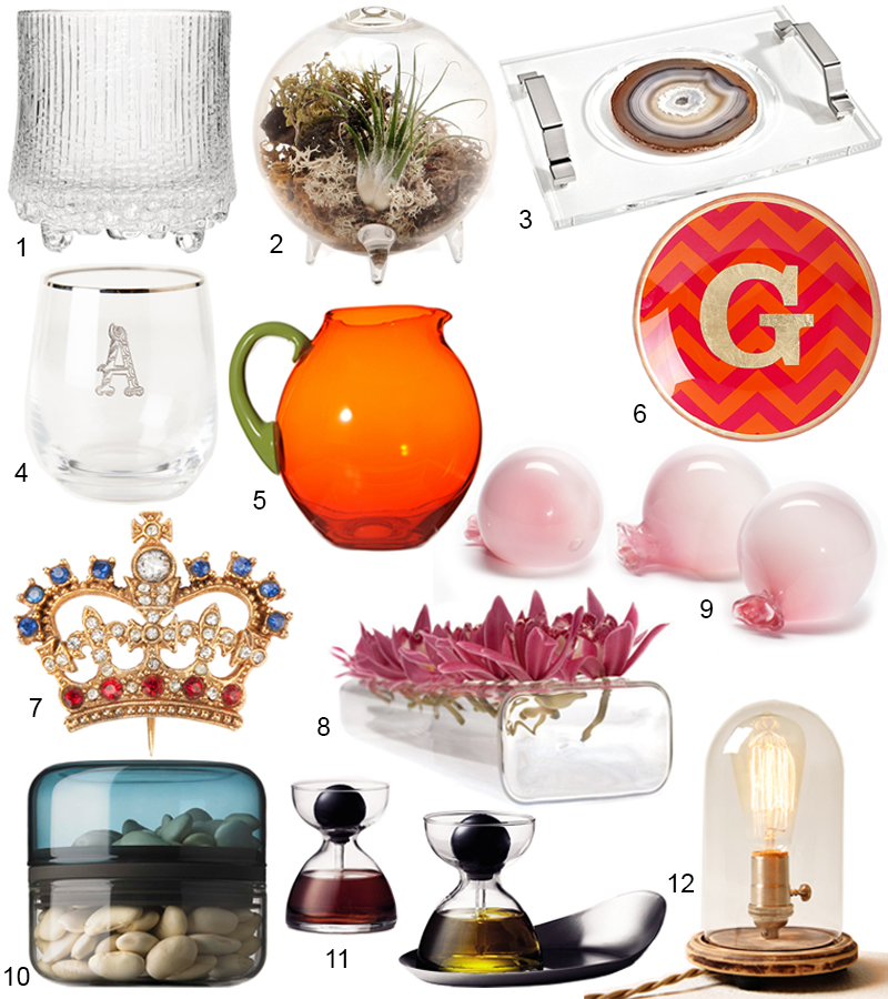 There's More to Unique Glass Home Decor Than Meets The Eye