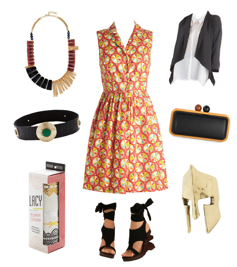 Uniquely You Campaign Featuring Modcloth x Curated Cool