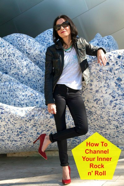 How To Channel Your Inner Rock n' Roll