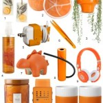 The Hit List – 12 Mood Brightening Accessories In Citrus Orange