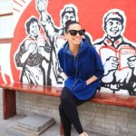 Beijing Street Style – Always Look On The Bright Side Of Life