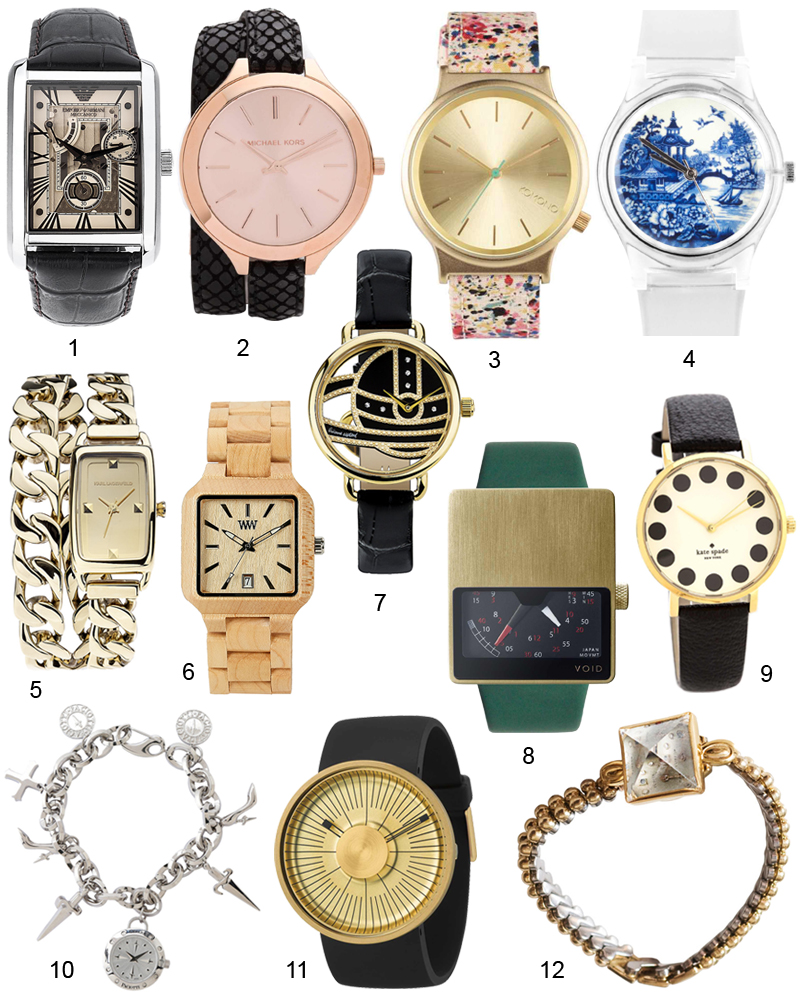 The Hit List - 12 Time Worthy Watches For Women In ANY Style