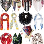 The Hit List – 12 Best Summer Scarves Right Now