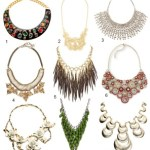 The Hit List – 9 Stunning Bib Necklaces Right Now